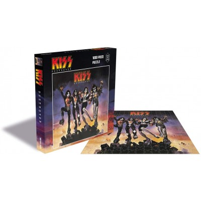 Puzzle Zee-Puzzle-26217 Kiss - Destroyer