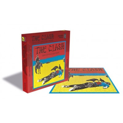 Puzzle Zee-Puzzle-26705 The Clash - Give Em Enough Rope