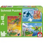 3 Puzzles - Wikinger