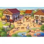 Puzzle   At the Farm