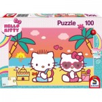 Puzzle   Hello Bath Fun with Kitty