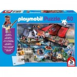 Puzzle   Playmobil Pirates