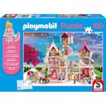 Puzzle   Playmobil - Princess Castle