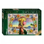 Puzzle   Gold Series - Nefertiti