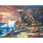 Puzzle  Sunsout-18068 XXL Teile - Guardian of Light