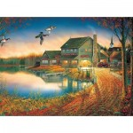 Puzzle  Sunsout-29037 Sam Timm - Duck Inn