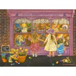 Puzzle  Sunsout-35866 Tricia Reilly-Matthews - Some Bunny Loves You