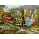 Puzzle  Sunsout-36652 XXL Teile - Fall River Ltd.