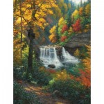 Puzzle  Sunsout-52992 Mark Keathley - Bear Valley