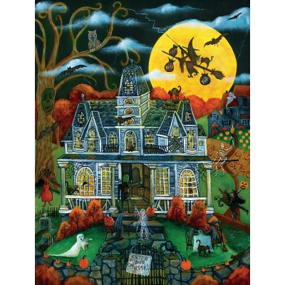 Puzzle Sunsout-54782 XXL Teile - Halloween Potions and Tricks