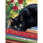 Puzzle  Sunsout-59527 XXL Teile - Chrissie Snelling - Christmas Collection