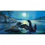 Puzzle  Sunsout-60844 XXL Teile - Moonlight Serenade