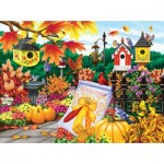 Puzzle  Sunsout-63021 XXL Teile - Welcome Autumn