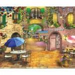 Puzzle  Sunsout-66550 Caplyn Dor - Enjoy the Day
