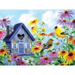 Puzzle  Sunsout-69667 Abraham Hunter - Tweethearts