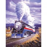 Puzzle  Sunsout-69938 XXL Teile - Steel Patriot