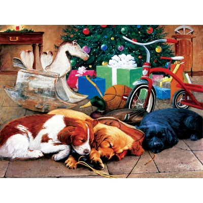 Puzzle Sunsout-73421 XXL Teile - Christmas Dreams