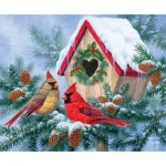 Puzzle   Abraham Hunter - Winter Home