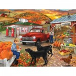 Puzzle   Bigelow Illustrations - Roadside Stand