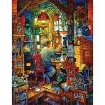 Puzzle   Bill Bell - The Clockmaker