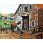 Puzzle   Don Engler - Coppery and Stables