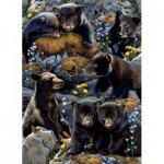 Puzzle   Karen and Rebecca Latham - Bear Cubs