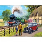 Puzzle   Kevin Walsh - The Flying Scotsman