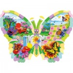 Puzzle   Nancy Wernersbach - Butterfly Summer