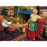 Puzzle   Susan Brabeau - The Warm Scent of Home