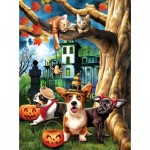 Puzzle   Tom Wood - Halloween Hijinks