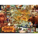 Puzzle   Ward Thacker Studio - Alaska, The Final Frontier