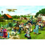Puzzle   XXL Teile - Barnstormers