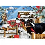 Puzzle   XXL Teile - Lori Schory - The Carrot Thief