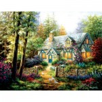 Puzzle   XXL Teile - Nicky Boehme - A Country Gem
