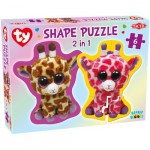 Puzzle  Tactic-53287 Ty Beanie Boos