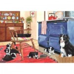Puzzle  The-House-of-Puzzles-1905 XXL Teile - Five-a-Side