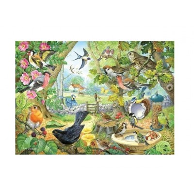 Puzzle The-House-of-Puzzles-2063 Dawn Chorus