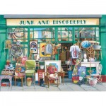 Puzzle  The-House-of-Puzzles-2438 XXL Teile - Junk & Disorderly