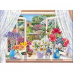 Puzzle  The-House-of-Puzzles-3053 XXL Teile - Summer Breeze