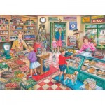 Puzzle  The-House-of-Puzzles-3954 Find the Differences No.11 - General Store
