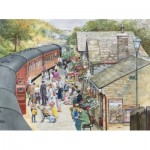 Puzzle  The-House-of-Puzzles-4081 XXL Teile - A Grand Day Out