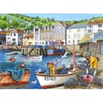 Puzzle  The-House-of-Puzzles-4180 Find the Differences No.12 - Busy Harbour