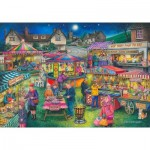 Puzzle  The-House-of-Puzzles-4395 Find the Differences No.13 - Village Fayre