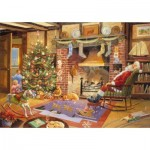 Puzzle   Christmas Collectors Edition No.1 - Caught Napping