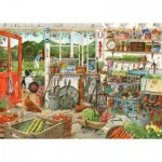 Puzzle   Potting Shed