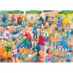 Puzzle   XXL Teile - Darley Collection - Supermarket Dash