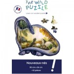 The-Wild-Puzzle-759962 Wooden Puzzle - Newborns