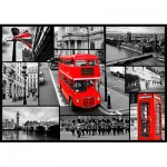 Puzzle  Trefl-10278 London Collage
