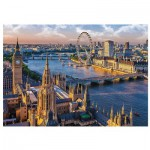 Puzzle  Trefl-10404 London