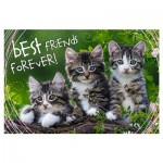 Puzzle  Trefl-13215 XXL Teile - Best Friends Forever